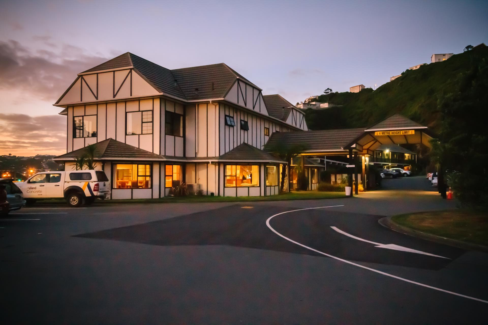 Capital Gateway Motor Inn Wellington City 1